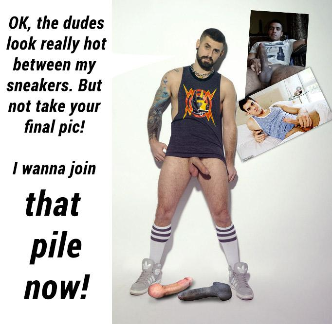 Join that pile