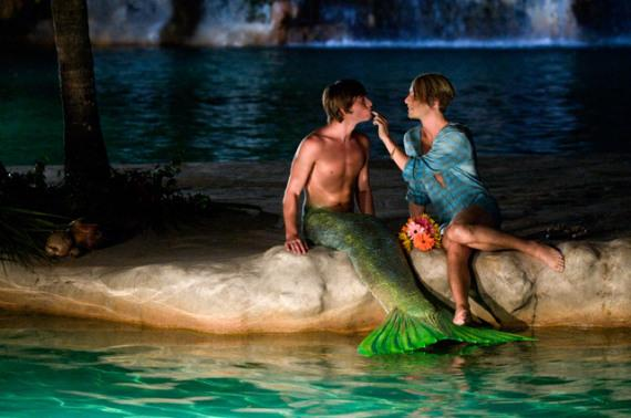 Brent Corrigan as Stan the Merman