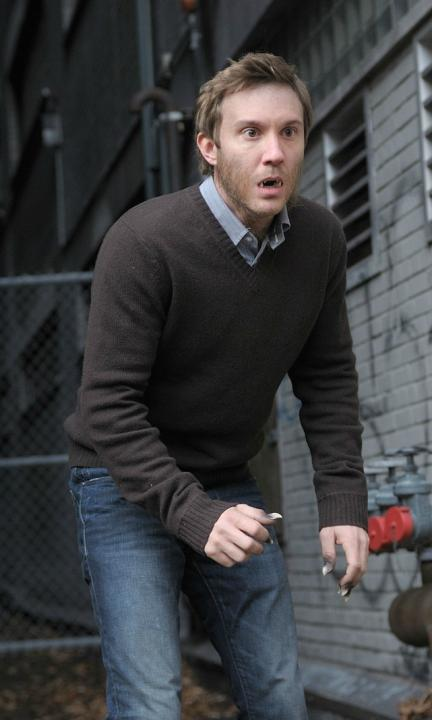 Josh (Sam Huntington) from Being Human