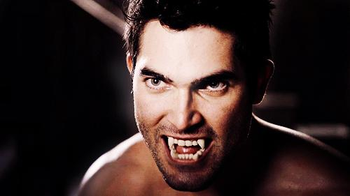 Derek from Teen Wolf